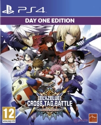 Blazblue Cross Tag Battle Special Edition - Day One Edition