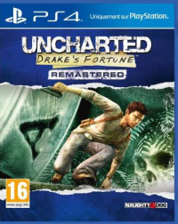 Uncharted : Drake's Fortune - Remastered / Frantics / Call Of Duty Black Ops 4