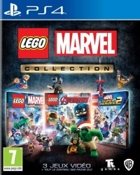 Lego Marvel Collection (3 Jeux)