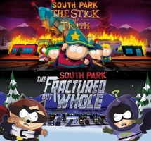 Bundle SOUTH PARK : The Stick Of Truth + The Fractured But Whole (Code Steam)