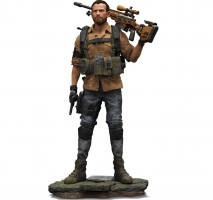 The division 2 : Figurine Brian Johnson 26 cm