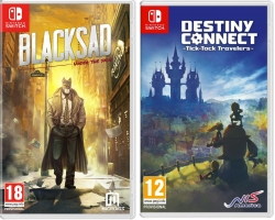 BlackSad Under The Skin - Edition Limitée ou Destiny Connect : Tick-Tock Travelers