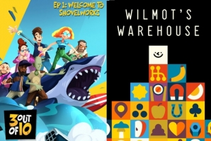 Wilmot's Warehouse +  3 out of 10, EP 1: