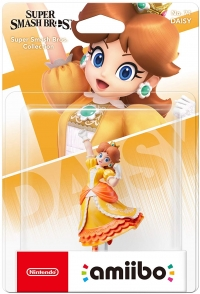 Amiibo Super Smash Bros - Daisy (N°71)