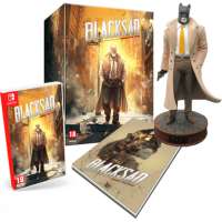 Blacksad Under The Skin - Edition Collector