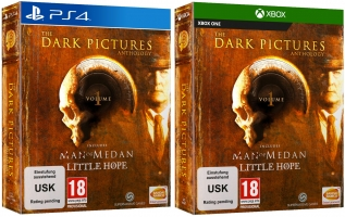 The Dark Pictures Anthology : Man of Medan et Little Hope