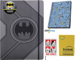 Cahier A5 - Aladdin / Batman / Disney / Monsieur Madame