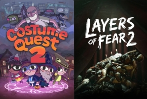 Layers of Fear 2 + Costume Quest 2