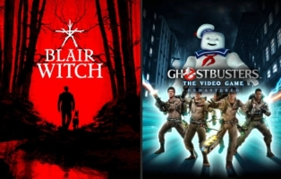 Ghostbusters : The Video Game Remastered + Blair Witch