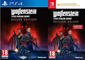 Wolfenstein Youngblood : Deluxe Edition