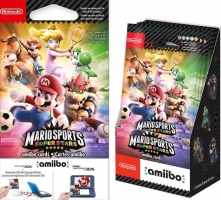 Booster 5 Cartes Pack - Mario Sports SuperStars