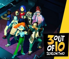 3 out of 10 : Season Two