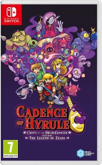 Cadence Of Hyrule : Crypt Of The Necrodancer Featuring The Legend Of Zelda