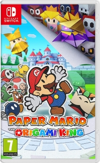 (Optimisation) Paper Mario : The Origami King