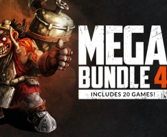 Mega Bundle 4 : 20 jeux (Syberia, Syberia 2 , Lucius 3, Men Of War...)