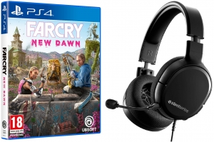 Micro-Casque Steelseries - Arctis 1 + Far Cry New Dawn