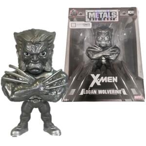 Figurine Wolverine en métal