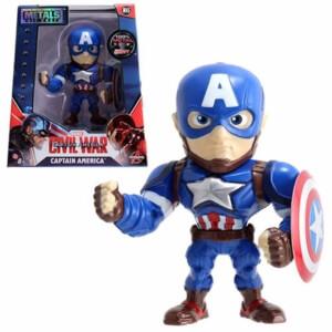 Figurine Captain America en métal