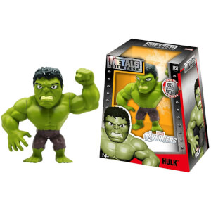 Figurine Hulk en métal