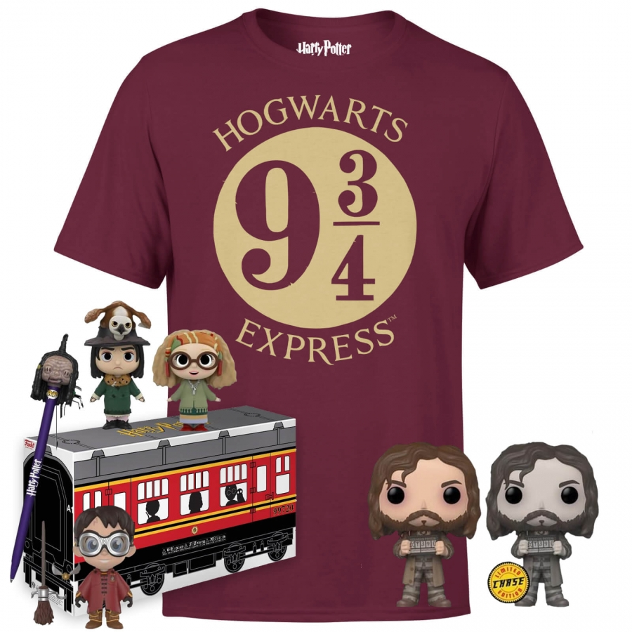 Goodies Harry Potter avec T Shirt
