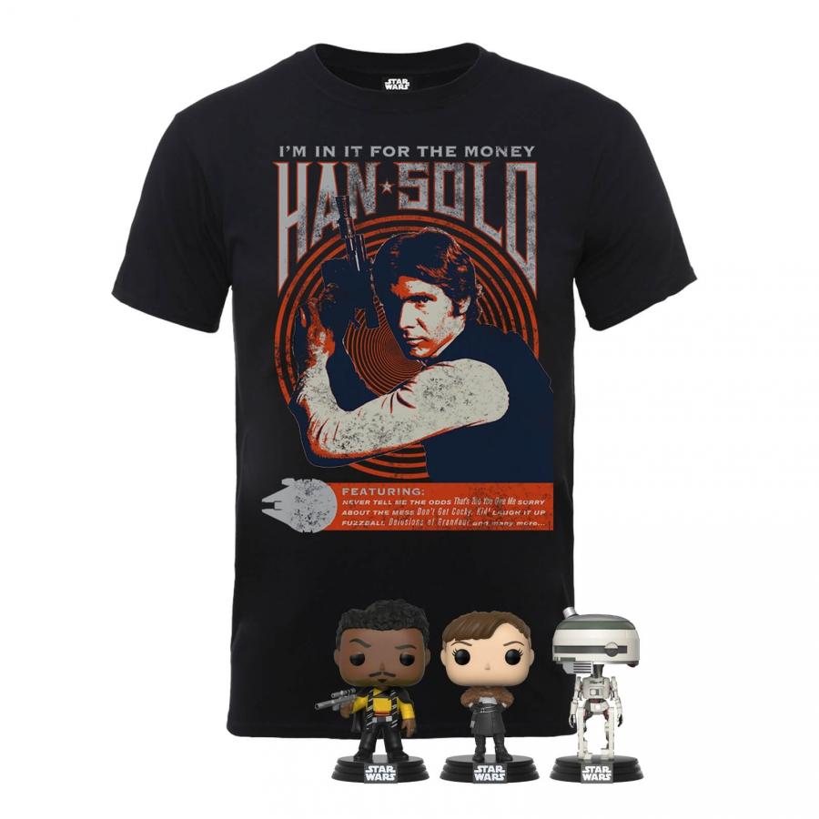 T-Shirt Han Solo
