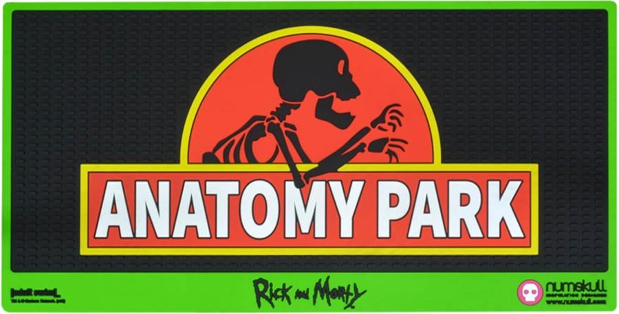 Door Mat Rick And Morty