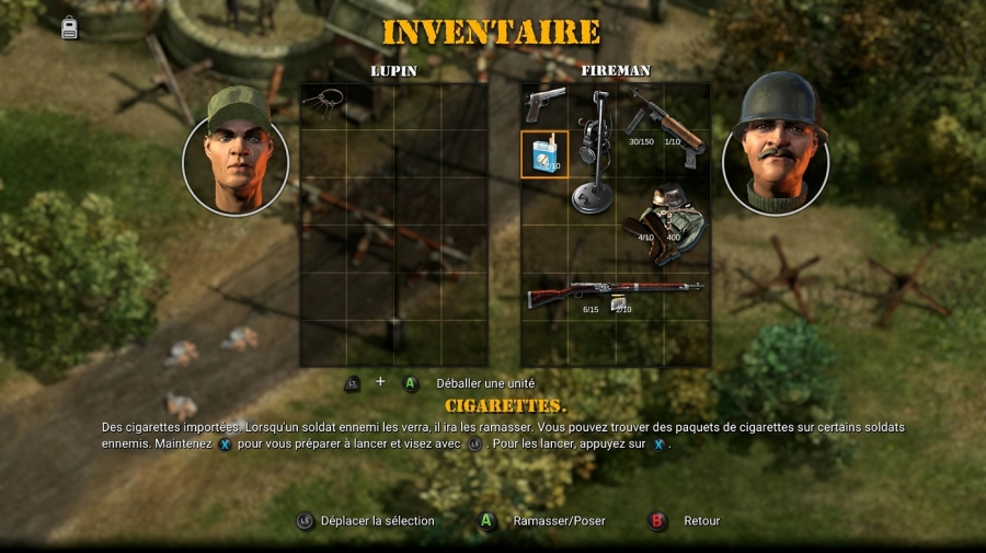 Test Commandos 2 Remastered Xbox One : Gameplay