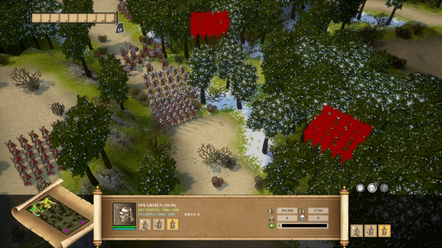Test Praetorians Remastered Xbox One : Graphismes