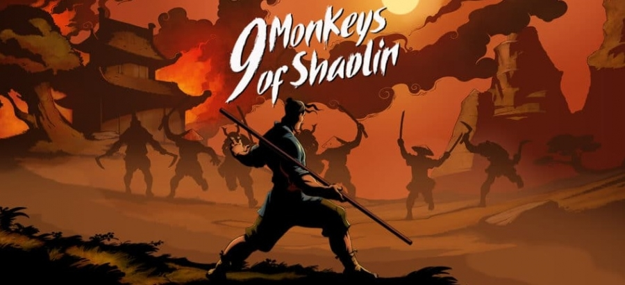 Test de 9 Monkeys of Shaolin